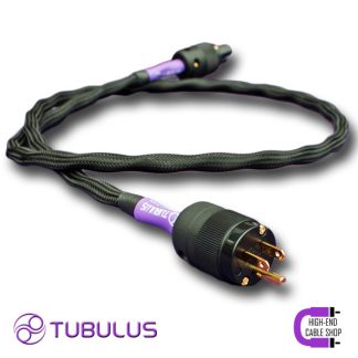 6 High end cable shop Tubulus Argentus power cable V3 high end solid core copper schuko gold plated netkabel stroomkabel stekker hifi