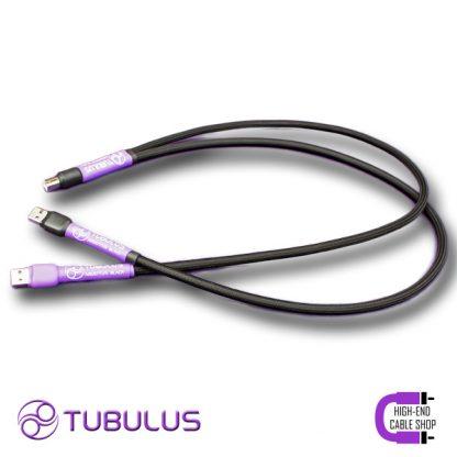 5 High end Cable Shop Tubulus Argentus usb cable dual head V3