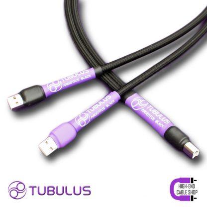 6 High end Cable Shop Tubulus Argentus usb cable dual head V3