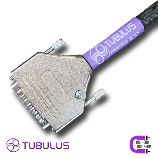 tubulus argentus db 25 cable v2 for pass labs. Black Bedroom Furniture Sets. Home Design Ideas