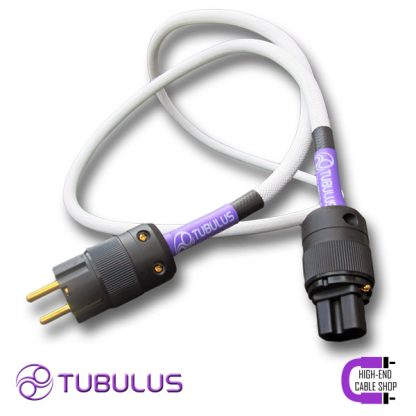 1 High end cable shop tubulus libentus power cable high end solid core schuko gold plated netkabel stroomkabel stekker hifi
