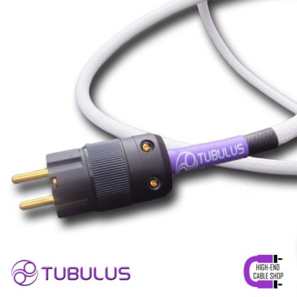 2 High end cable shop tubulus libentus power cable high end solid core schuko gold plated netkabel stroomkabel stekker hifi