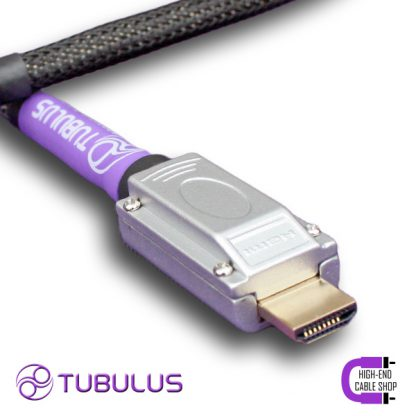 3 High end cable shop Tubulus Argentus i2s cable hdmi lvds silver hifi dac