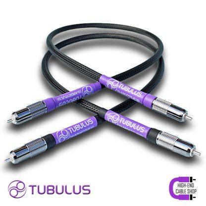 5 Tubulus Argentus analog interconnect high end cable shop best silver hifi audio interlink kabel rca cinch