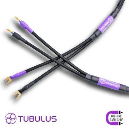 4 Tubulus Argentus speaker cable V3 high end cable shop luidsprekerkabel silver hifi