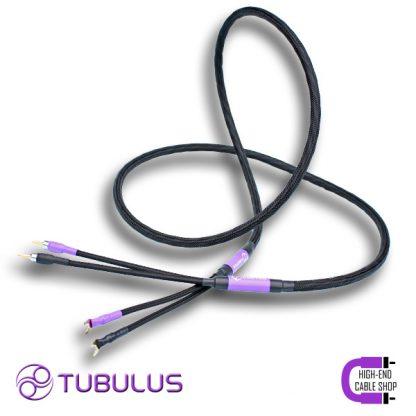 5 Tubulus Argentus speaker cable V3 high end cable shop luidsprekerkabel silver hifi