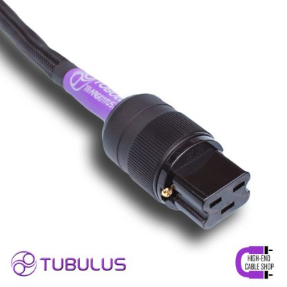 8 Tubulus Argentus power cable V3 high end cable shop netkabel high current 20A iec c19 hifi schuko stroomkabel