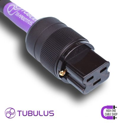 8 Tubulus Concentus power cable high end cable shop netkabel skin effect filtering high current 20A iec c19 hifi schuko stroomkabel